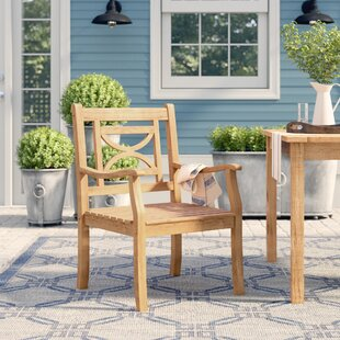 Brunswick Teak Patio Dining Chair