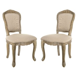 Ambroise Side Chair (Set Of 2) by One Allium Way Great Reviews