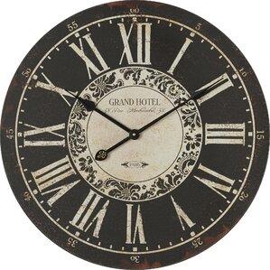 Richard Round Oversized Wall Clock