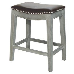 Prendergast 24.5 Bar Stool Lark Manor