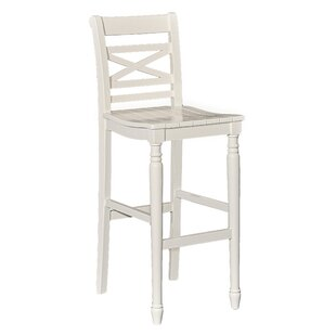 Inexpensive Hopewell 45.25 Bar Stool by Rosecliff Heights Reviews (2019) & Buyer's Guide