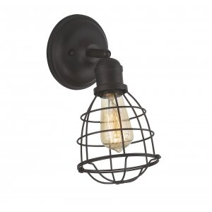 Evergreen 1-Light Wall Sconce