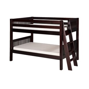 Compare prices Isabelle Twin over Twin Bunk Bed ByViv + Rae