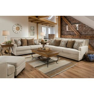 Purchase Panama Configurable Living Room Set by Darby Home Co Reviews (2019) & Buyer's Guide