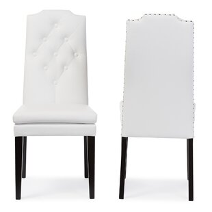 Ruskin Side Chair (Set of 2) Charlton Home
