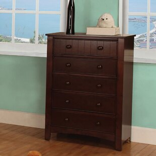 Bedford 5 Drawer Chest