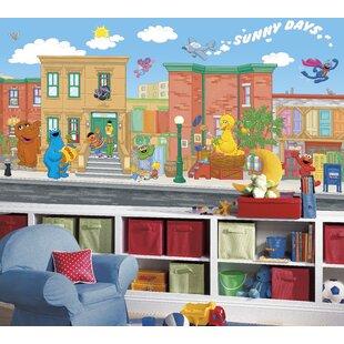 Sesame Street Room Decor Wayfair