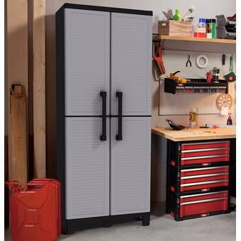 Wfx Utility 16 44 H X 15 19 W X 11 88 W Cold Rolled Wire And Terminal Storage Cabinet Reviews Wayfair