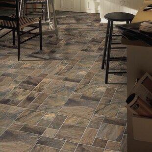 Stones And Ceramics 15 945 X 47 756 8mm Tile Laminate Flooring