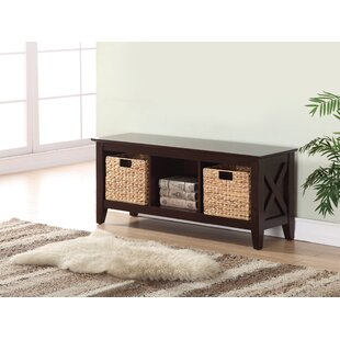 Karnes Storage Bench by Gracie Oaks