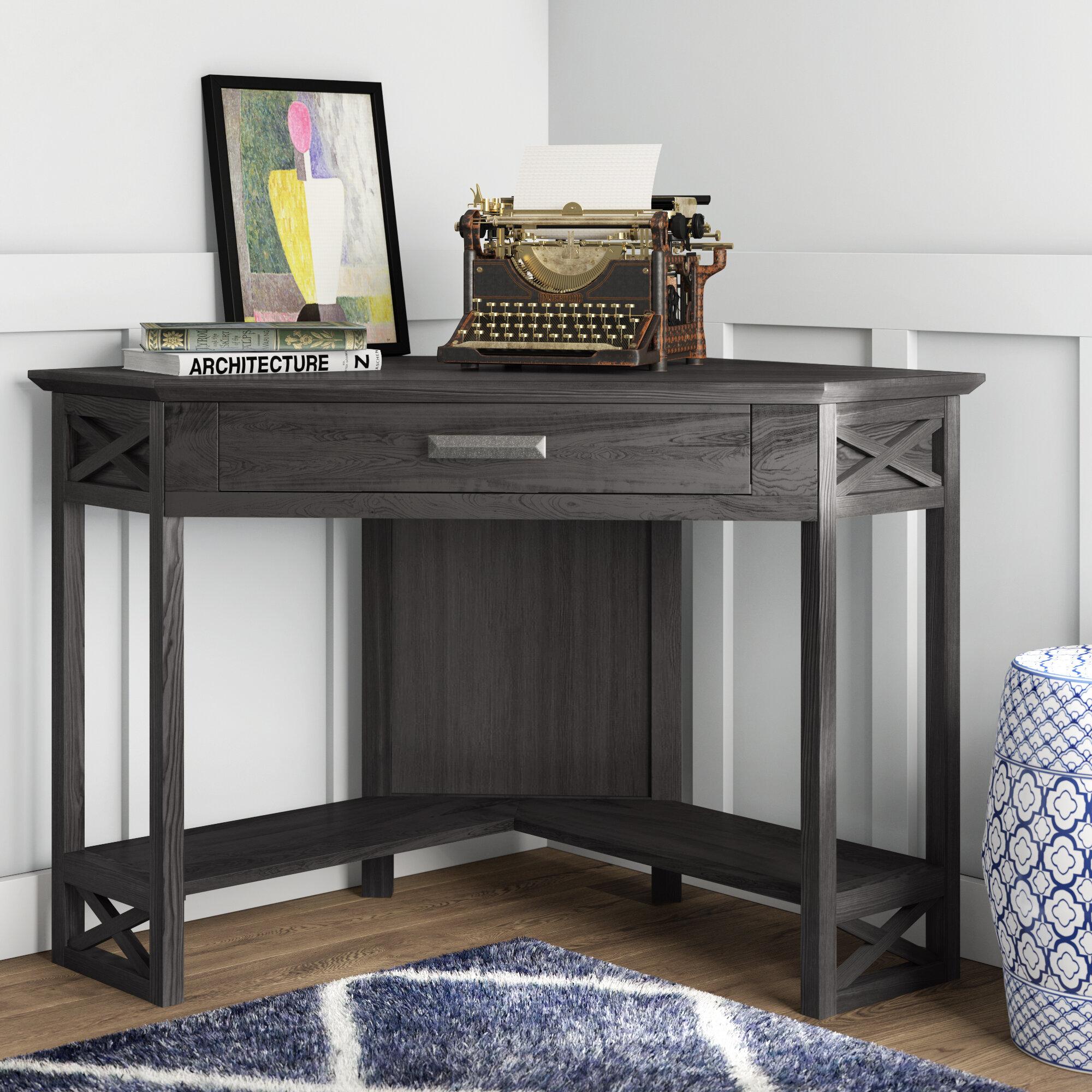 - Ally Corner Computer Desk & Reviews Joss & Main