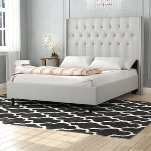 Galleria Upholstered Panel Bed By Willa Arlo Interiors