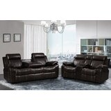 Anjanette 2 Piece Reclining Living Room Set by Ebern Designs