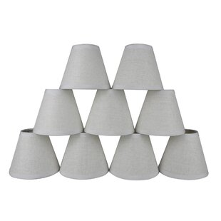 6 Paper Empire Lamp Shade (Set of 9)