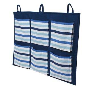 Stripes Wall / Crib Storage Organizer by Bacati