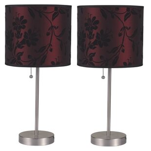 Brittnie Pull 19 Table Lamp (Set of 2)
