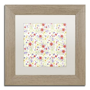 vibrant idea yellow picture frames. Save to Idea Board  Vibrant Floral Wall Art Wayfair
