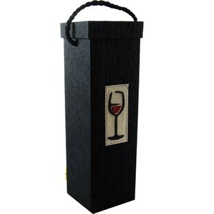 Handemade Single Wine Carrier