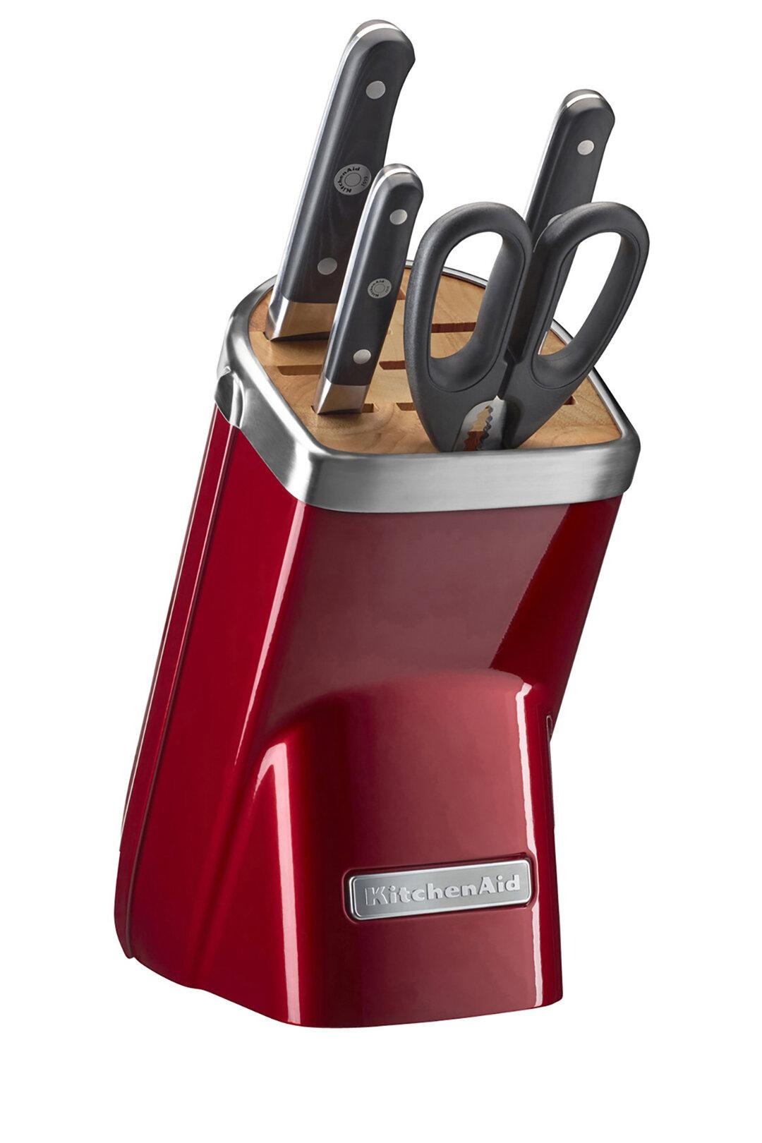 Kitchenaid 5 Piece Professional Series Knife Block Set Perigold