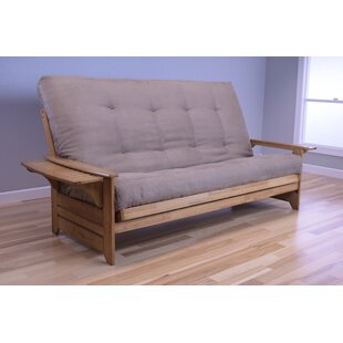 Best Price Lebanon Queen Futon and Mattress by Red Barrel Studio Reviews (2019) & Buyer's Guide