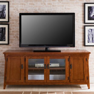 Price comparison Havens Canted Side TV Stand for TVs up to 60 by August Grove Reviews (2019) & Buyer's Guide