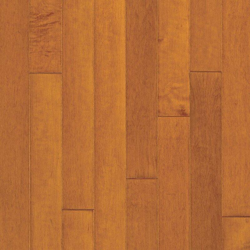Bruce Flooring Turlington 3 Engineered Maple Hardwood Flooring In