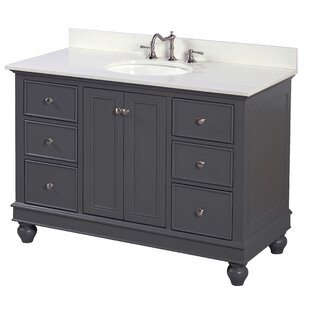 Reviews Bella 48 Single Bathroom Vanity Set By Kitchen Bath Collection
