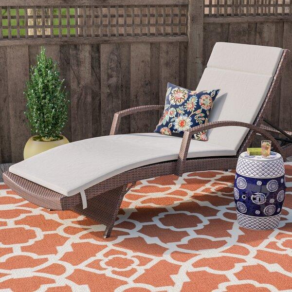 Miraculous Extra Long Chaise Cushion Wayfair Theyellowbook Wood Chair Design Ideas Theyellowbookinfo
