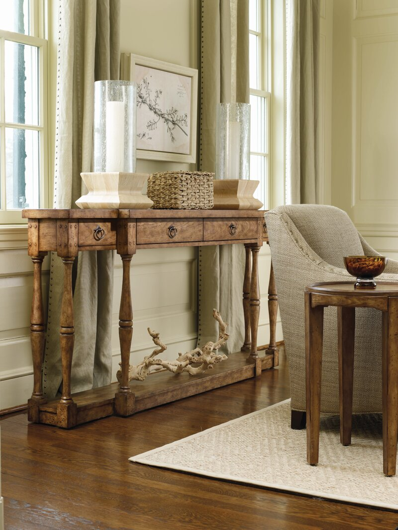 Swell Sanctuary Console Table Home Interior And Landscaping Mentranervesignezvosmurscom