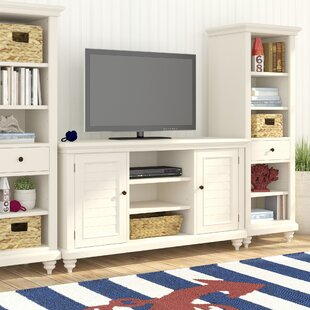 Affordable Price Harrison Entertainment Center for TVs up to 60 By Beachcrest Home