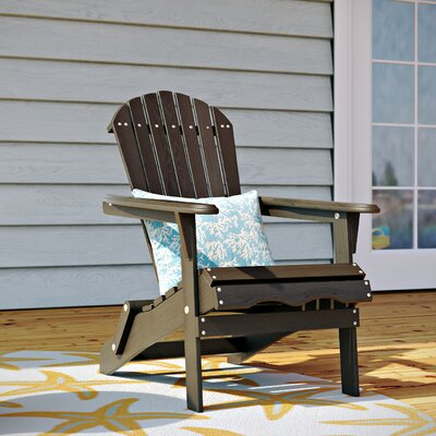 Swell Cuyler Solid Wood Folding Adirondack Chair Joss Main Caraccident5 Cool Chair Designs And Ideas Caraccident5Info