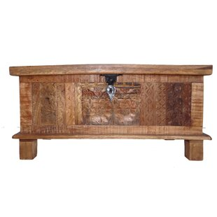 Merrie Wooden Storage Box Accent Chest by Millwood Pines