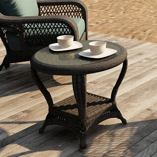 Fernly Side Table by Red Barrel Studio Spacial Price