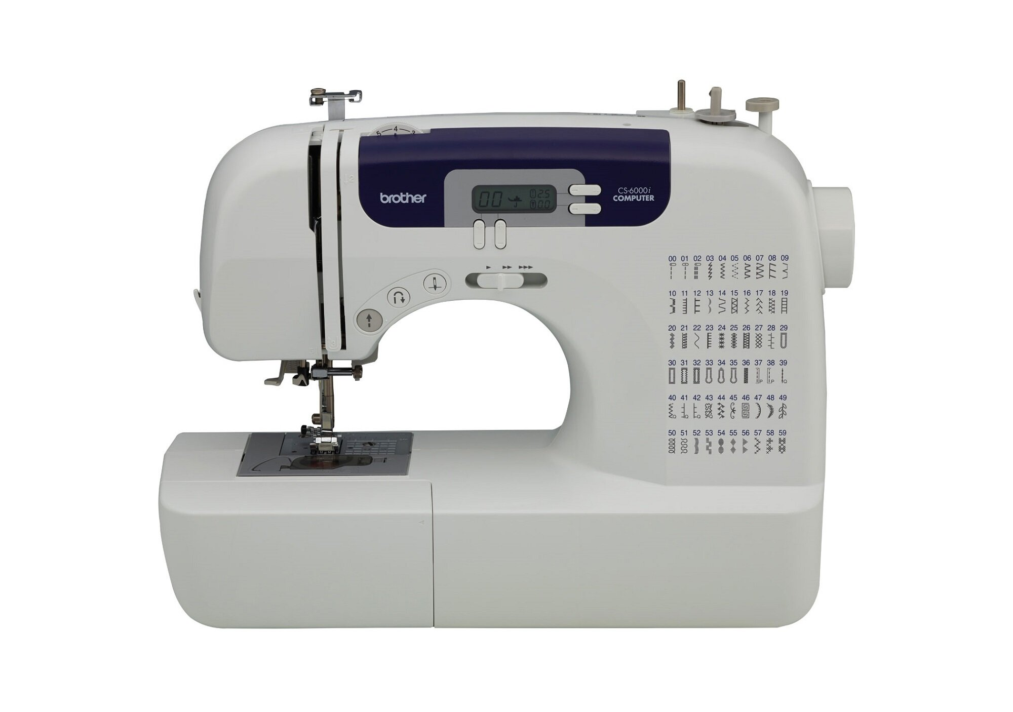 Automatic+Thread+Tension+Control+60 Stitch+Computerized+Sewing+Machine+with+wide+table
