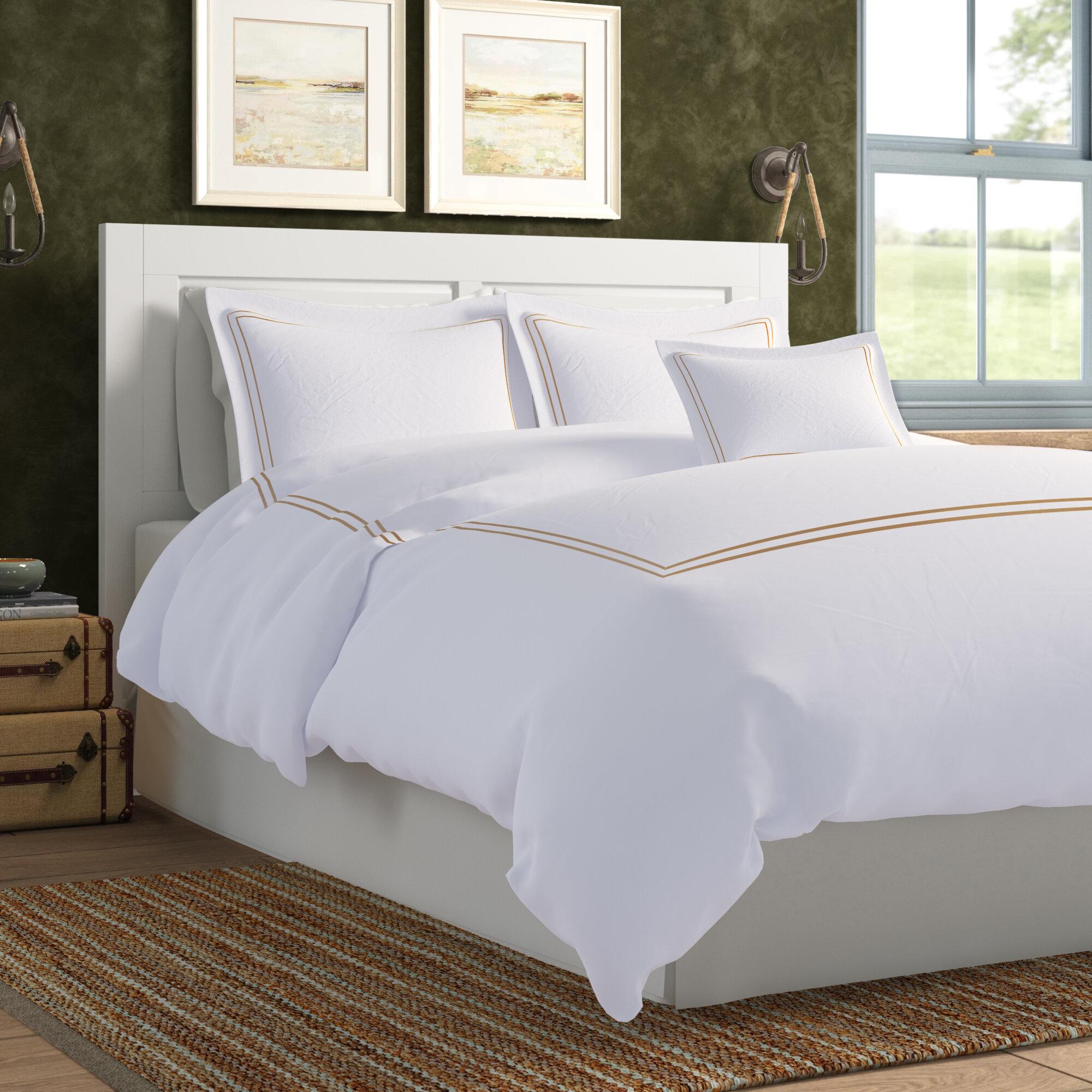 Attridge Comforter Set Reviews Birch Lane
