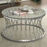 Waitsburg Drum Coffee Table by Brayden Studio®