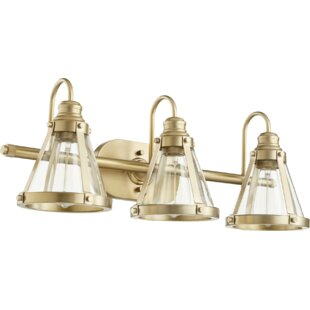 Coupon Dossantos 3-Light Vanity Light By Breakwater Bay