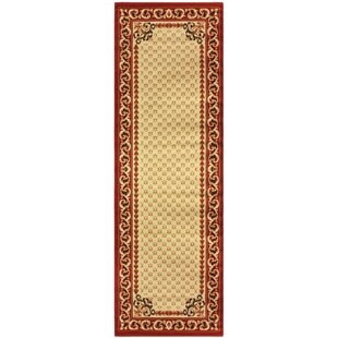 Dodington Ivory Area Rug by Astoria Grand