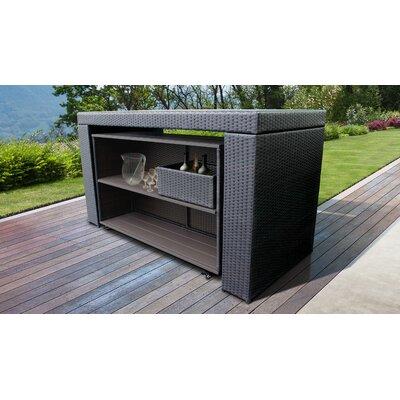 Fernando Bar Table by Sol 72 Outdoor 2020 Sale
