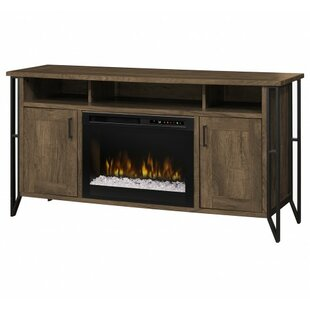 Firebox 64 TV Stand with Fireplace by Dimplex