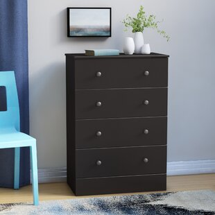 Senna 4 Drawer Chest by Andover Mills