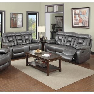 Rossman 2 Piece Reclining Living Room Set by Red Barrel Studio