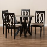 Noelani 5 - Piece Dining Set (Set of 5) by Red Barrel Studio®