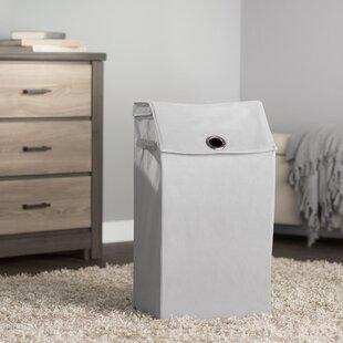 Affordable Marcus Flip Top Laundry Hamper ByAndover Mills