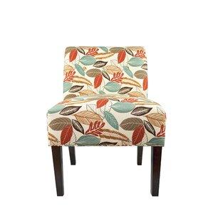 Samantha Button Slipper chair by MJL Furniture