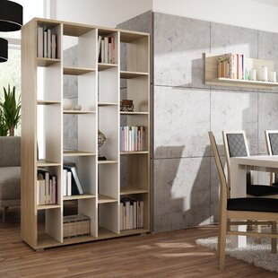 Cortland Standard Bookcase by Orren Ellis Wonderful