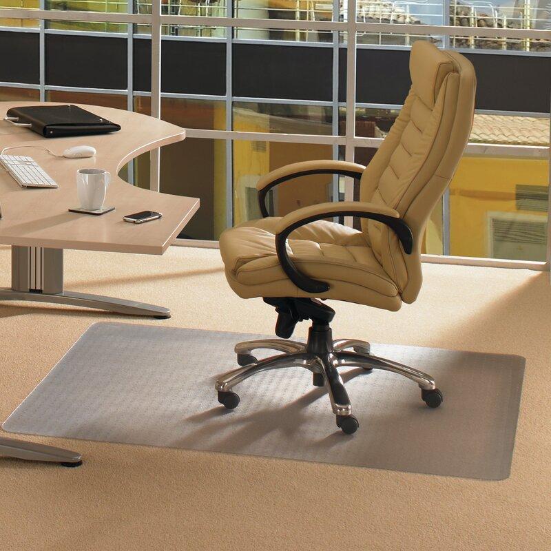 Cleartex Advantagemat Medium Pile Carpet Chair Mat