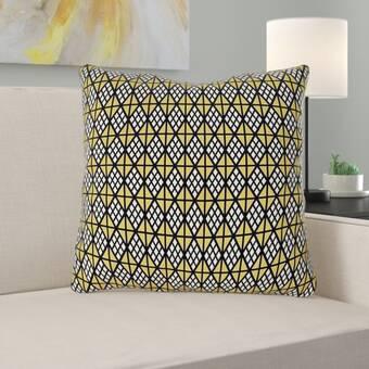 Bloomsbury Market Montreal Japanese Cranes Double Sided Print Indoor Outdoor Lumbar Pillow Wayfair