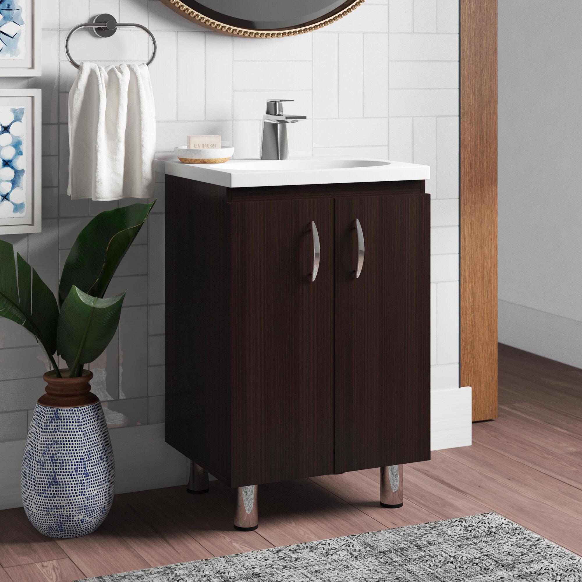 18 Inch Zipcode Design Bathroom Vanities You Ll Love In 2021 Wayfair