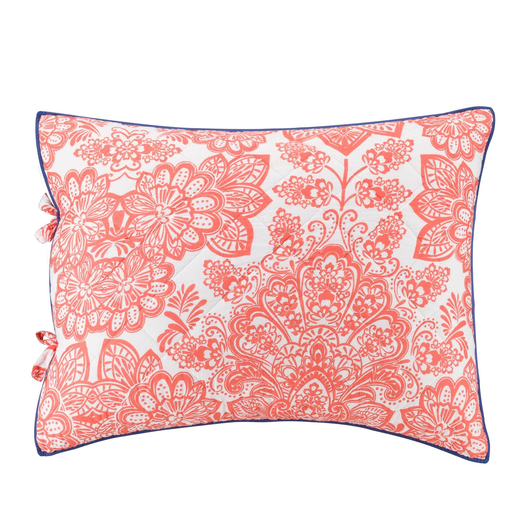 Bungalow Rose Choudhury 100 Cotton Sham Wayfair